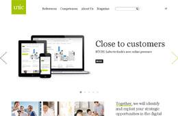 unic site picture