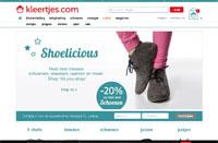 kleertjes site picture
